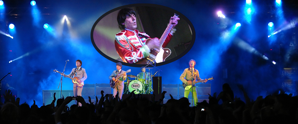 Beatles Tribute Show Asia