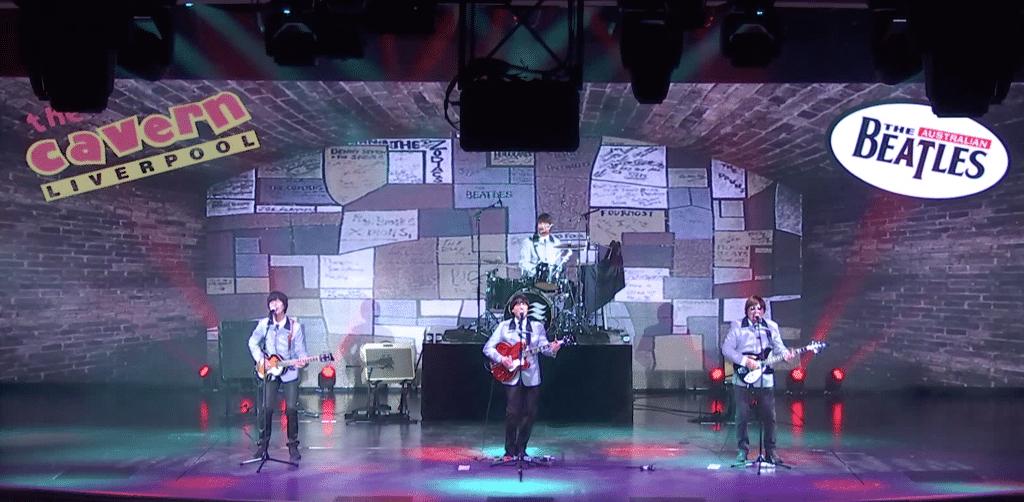 Beatles Tribute Show Band Perth Australia