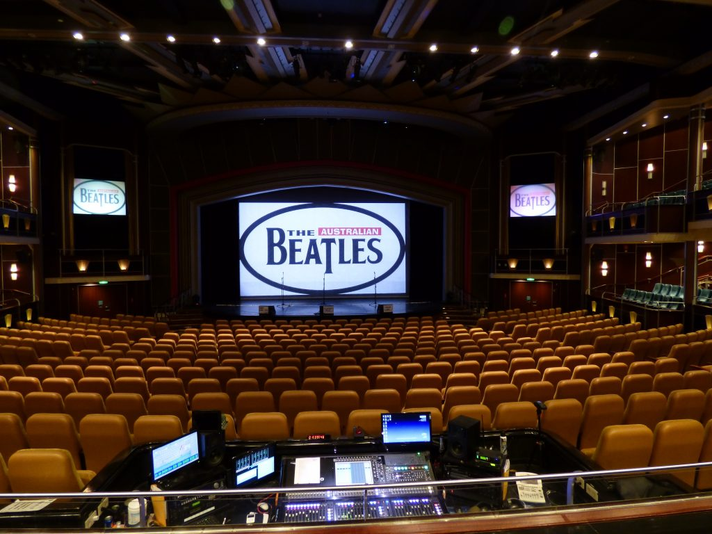 The Australian Beatles theatre show from Perth Australia